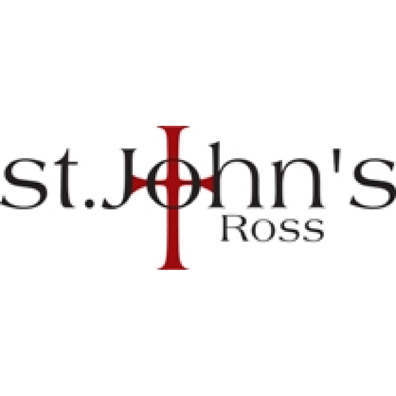 <![CDATA[St. John's Episcopal Ross CA]]>